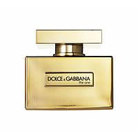 Женская парфюмированная вода Dolce&Gabbana The One Gold Limited Edition