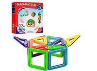 Магнитный конструктор Mag-puzzle 14 деталей