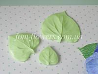Набор из 3-х молдов Лист Сирени, фото 1