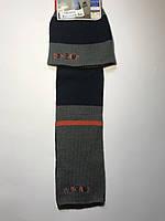 Шапка, шарф детские Lupilu набор на мальчика 4-8 лет