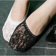 Носочки следки ажурные
