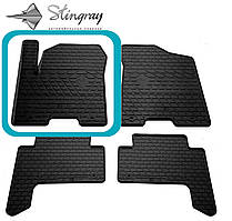 INFINITI QX80 2013- Водительский коврик Черный в салон