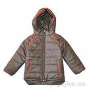 """Куртка для мальчика на силиконе демисезонная """"Одягайко"""""""
