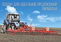 ЧЕРВОНЕЦ  8 - ПРЕДПОСЕВНОЙ КУЛЬТИВАТОР, ЛКМЗ, фото 1