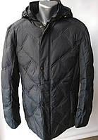Зимние куртки в классическом стиле  8160