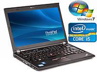 """Оригинальный производительный ноутбук Lenovo ThinkPad X220 12.5"""" IPS на Intel core i5 2-го поколения"""