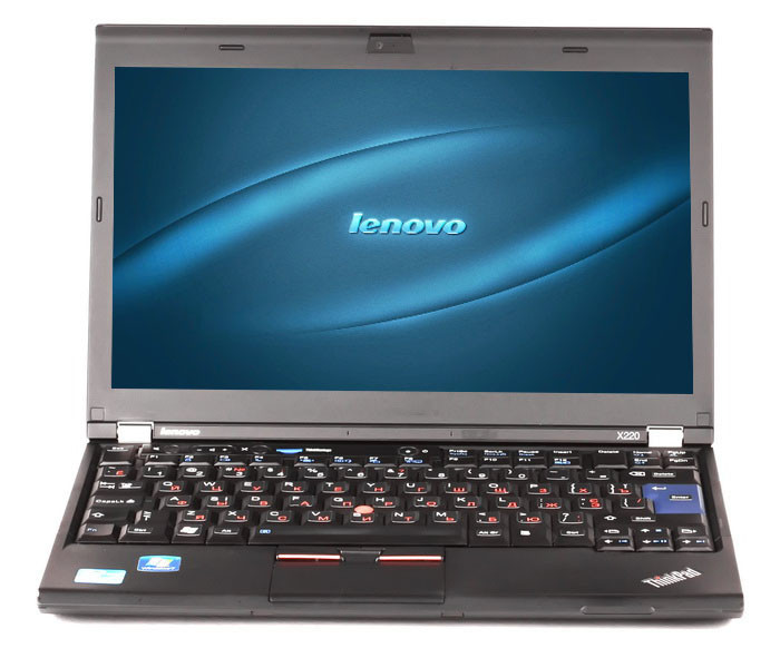 Оригинальный производительный ноутбук Lenovo ThinkPad X220 12 5