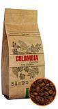 Кава Colombia Supremo, 100% Арабіка, 1кг, фото 2