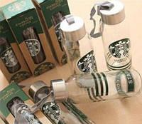 Бутылочка Starbucks 430 ML в фирменной картонной упаковке Starbucks