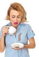 Как избавиться от кофейных пятен?