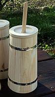 Маслобойка деревянная, 4,8 л