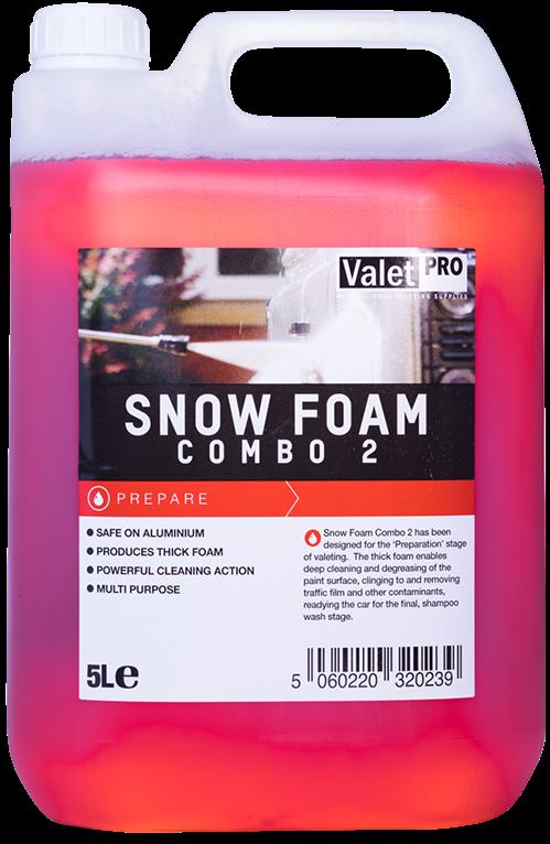 Valet Pro Snow Foam Combo2 пена для безопасной предварительной мойки