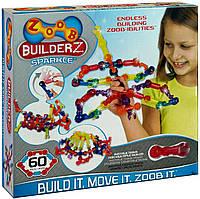 Конструктор BuilderZ Sparkle (60 элементов), Zoob