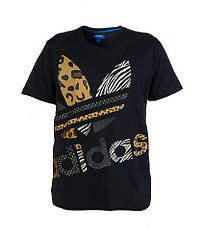 Футболка adidas originals T-shirt Leopard-T, фото 3