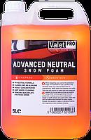 Advanced Neutral Snow Foam пена для предварительной мойки автомобиля