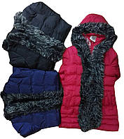 Куртка зимняя для девочек,оптом, Glo-Story, 134/140-170, арт. GMA-4439, фото 1