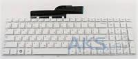 Клавиатура для ноутбука Samsung NP300 Series,NP300E5A,NP300V5A. RU,Without Frame, (CNBA5903113CBIH) White