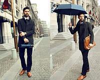 Синий Зонт для мужчин