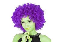 Парик фиолетрвый