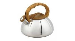 Чайник из нержавейки со свистком А-Плюс WК-1337)