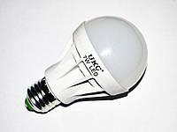 Лампочка сетодиодная 7W UKC, белый свет, экономная, не греется, ярко светит, экономия электрики, фото 1