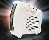 Тепловентилятор  Nokasonik NK 202, максимальная мощность 2 кВт, быстрый нагрев, термостат, обогрев до 22м² , фото 1
