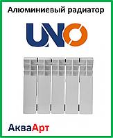Алюминиевый радиатор UNO Compacto 200х100
