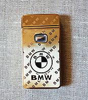 Электро-импульсная USB зажигалка Yijia BMW