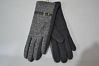 Женские перчатки трикотаж