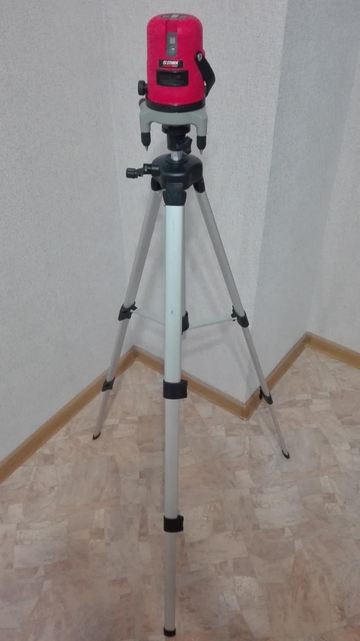 Лазерный уровень Stark LL 0501 15м + штатив - v-sezone в Одессе