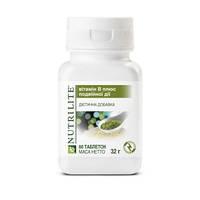 Витамины группы  В - В1,В2,В3,В5,В6,В7,В9,В12   NUTRILITE™  60 т. на два месяца.
