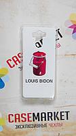 Брендовый силиконовый чехол Louis Vuitton для Xiaomi Redmi 4, фото 1