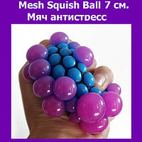 Mesh Squish Ball 7 см. Мяч антистресс!Опт