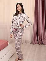 Домашняя одежда женская_Пижамы женские_Комплект для женщины 189 /S/ в наличии S р., также есть: L,M,S,XL,XXL, Роксана_ЦС