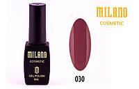 Гель лак Milano №30