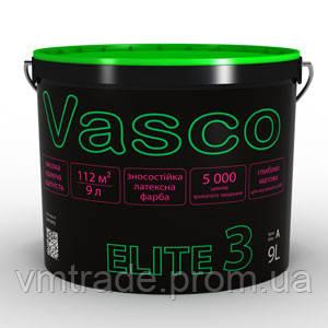 Краска Vasco Elite 3, 2.7л