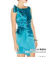 Платье KAREN MILLEN вечернее голубое