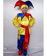 Детский карнавальный костюм для мальчика АРЛЕКИН, фото 1