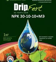 DripFert™ 30-10-10+TE с микроэлементами