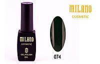 Гель лак Milano №74