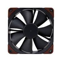 Вентилятор 120 mm Noctua NF-F12iPPC-3000 PWM 120x120x25мм SSO2 750-3000 об/мин 43,5 дБ 4pin PWM чёрный