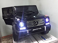 Детский электромобиль  Mercedes G65 AMG VIP