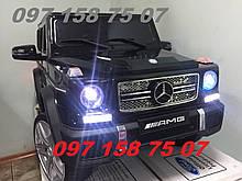Детский электромобиль  Mercedes G65 AMG ( M 3567EBLR)