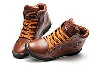 Зимние ботинки Wrangler, мужские, рыжие, натуральная кожа, р. 41 42 43