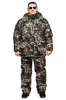 """Теплый зимний костюм для активного отдыха """"Снайпер"""" размер 60-62"""