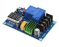 Модуль управления зарядом XH-M604 с индикатором, фото 1