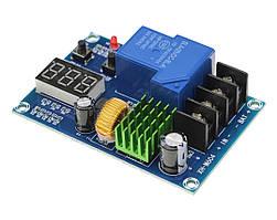 Модуль керування зарядом XH-M604 з індикатором