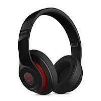 Наушники Beats Studio 2 Black с микрофоном и адаптивным шумоподавлением (ANC)