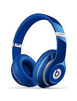 Наушники Beats Studio 2 Blue с микрофоном и адаптивным шумоподавлением (ANC)