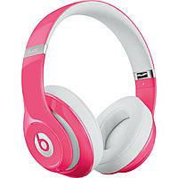 Наушники Beats Studio 2 Pink с микрофоном и адаптивным шумоподавлением (ANC)